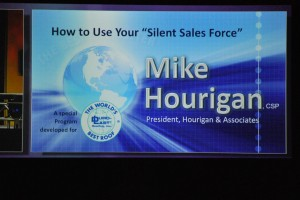 Sales management programs with Mike Hourigan