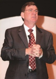 Change Manager Speaker talks about Change in the Workplace