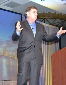 Corporate Event Speaker Mike Hourigan