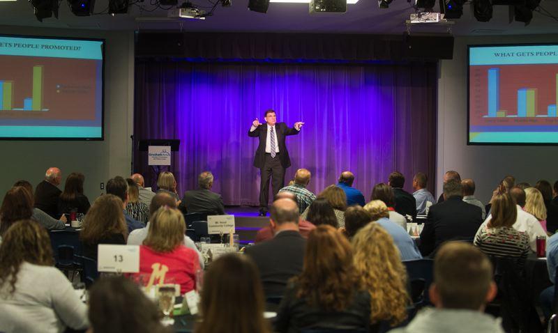 Soft Skills Training Speaker Mike Hourigan