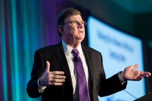 Change Management Speaker Mike Hourigan