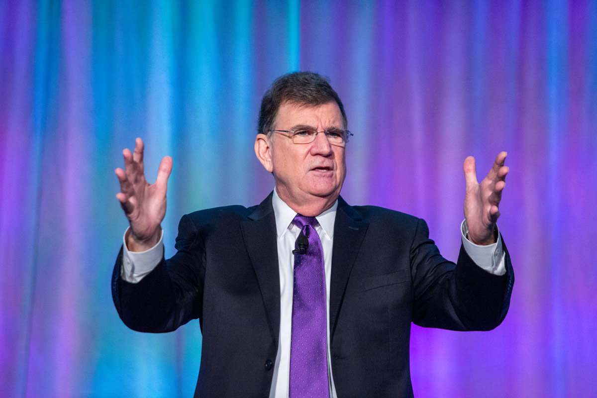 Sales & Negotiation Skills Motivational Speaker Mike Hourigan