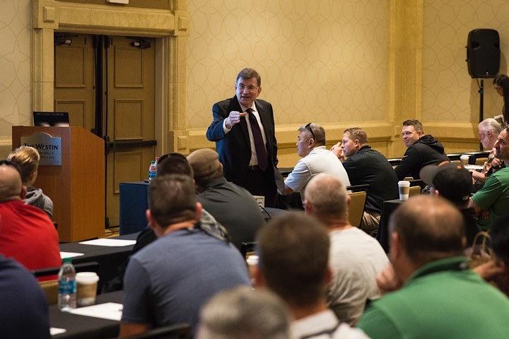 Virtual Keynote Speaker Mike Hourigan